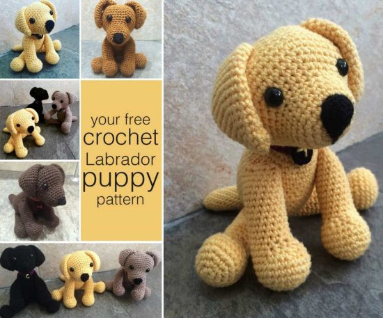 Free Crochet Dog Patterns Elegant Cute Free Crochet Patterns Pinterest top Pins Of Superb 45 Pictures Free Crochet Dog Patterns