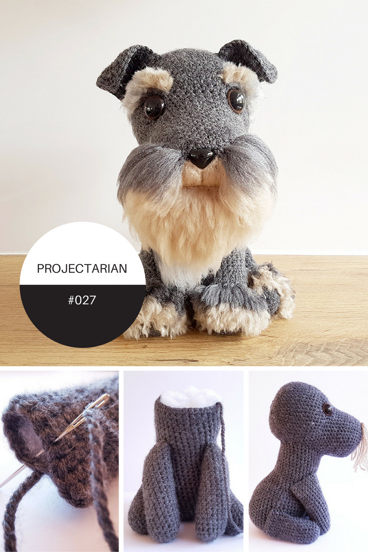 Free Crochet Dog Patterns Elegant Project 027 Amigurumi Dog with Diy Fur Of Superb 45 Pictures Free Crochet Dog Patterns