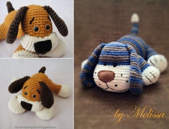 Free Crochet Dog Patterns New Dog Crochet Pattern Pinterest top Pins Video Tutorial Of Superb 45 Pictures Free Crochet Dog Patterns