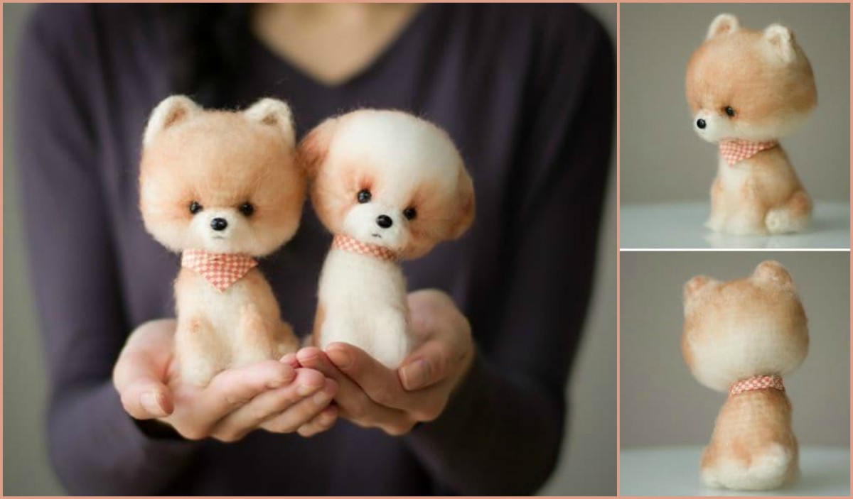 Free Crochet Dog Patterns Unique Amigurumi Little Dogs [free Crochet Pattern] Of Superb 45 Pictures Free Crochet Dog Patterns