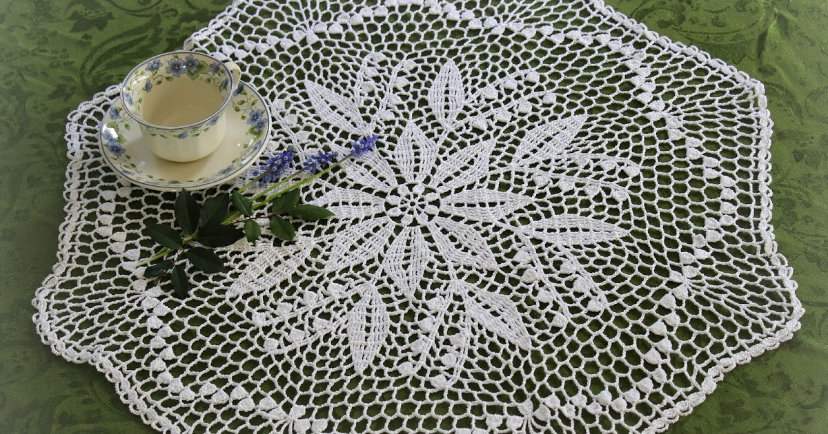 Free Crochet Doily Patterns Best Of Lacy Crochet Lily Of the Valley Doily Free Vintage Pattern Of Charming 46 Pics Free Crochet Doily Patterns