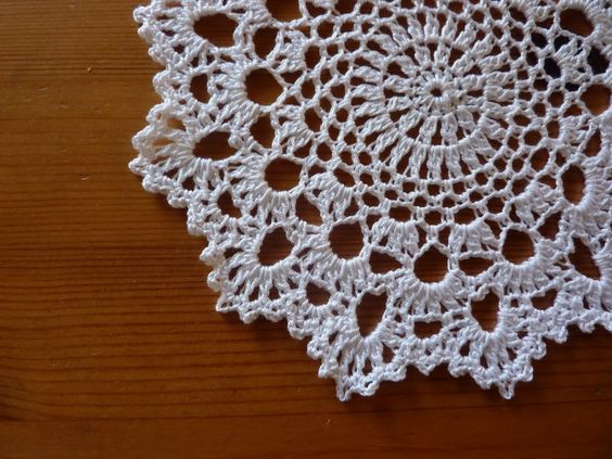 Free Crochet Doily Patterns for Beginners Elegant Easy Crochet Doily for Beginners Of Wonderful 50 Models Free Crochet Doily Patterns for Beginners