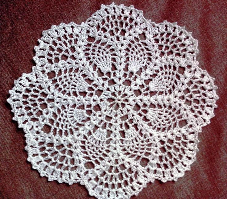 Free Crochet Doily Patterns for Beginners Elegant Simple Doily Patterns Of Wonderful 50 Models Free Crochet Doily Patterns for Beginners