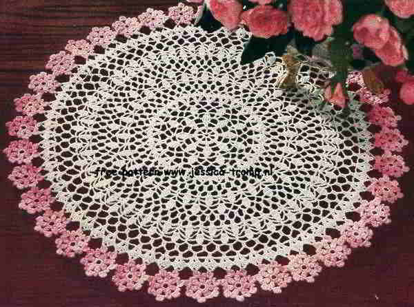 Free Crochet Doily Patterns for Beginners Elegant Vintage Crochet Doily Patterns Free Of Wonderful 50 Models Free Crochet Doily Patterns for Beginners