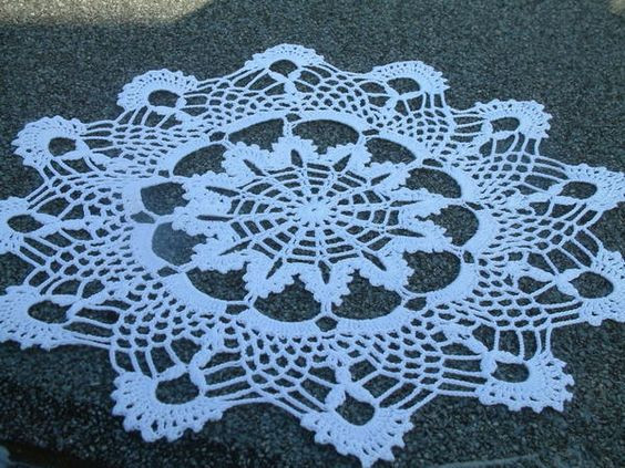 Free Crochet Doily Patterns for Beginners Fresh 13 Free Crochet Doily Patterns for Beginners Of Wonderful 50 Models Free Crochet Doily Patterns for Beginners