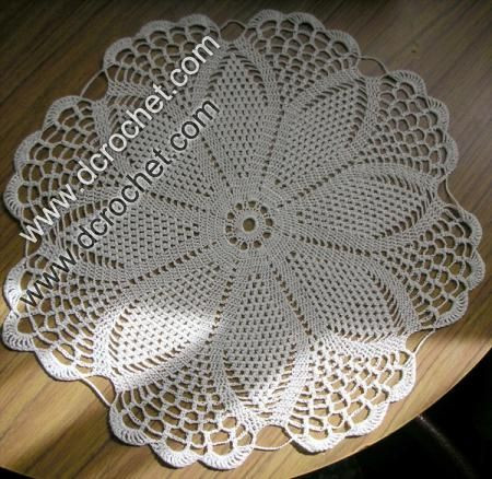 Free Crochet Doily Patterns for Beginners Fresh Crochet Doily Patterns Free Download Dancox for Of Wonderful 50 Models Free Crochet Doily Patterns for Beginners
