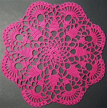 Free Crochet Doily Patterns for Beginners Inspirational Best 25 Crochet Doily Patterns Ideas On Pinterest Of Wonderful 50 Models Free Crochet Doily Patterns for Beginners