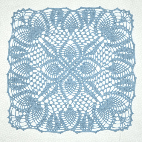 Crochet Doily Patterns Free Download Dancox for