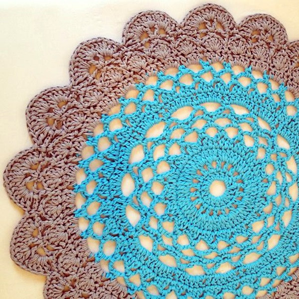Free Crochet Doily Patterns for Beginners Unique 40 Pretty and Easy Crochet Doily for Beginners Bored Art Of Wonderful 50 Models Free Crochet Doily Patterns for Beginners