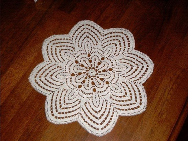 Free Crochet Doily Patterns for Beginners Unique Crochet Doily Patterns Free Pdf Of Wonderful 50 Models Free Crochet Doily Patterns for Beginners