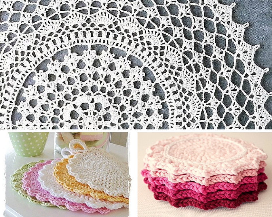 New FREE Crochet Doily Patterns Karla s Making It
