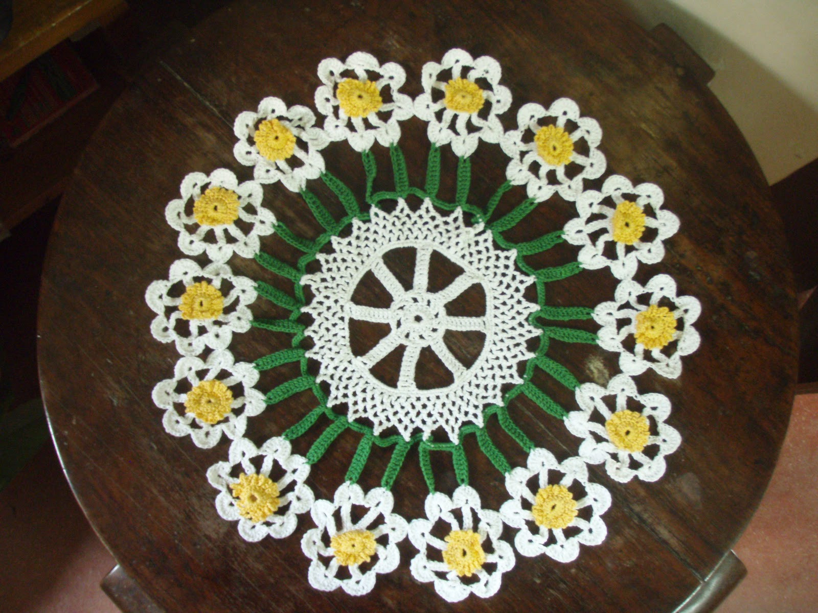 Free Crochet Doily Patterns New Free Crochet Daisy Doily Pattern Free Crochet Patterns Of Charming 46 Pics Free Crochet Doily Patterns