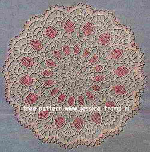 Free Crochet Doily Patterns Unique Vintage Crochet Doily Patterns Of Charming 46 Pics Free Crochet Doily Patterns