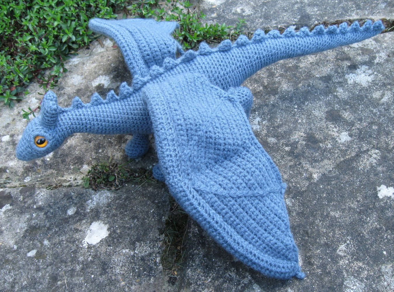 Free Crochet Dragon Pattern Awesome Lucyravenscar Crochet Creatures Dragonet Pattern Of Amazing 50 Images Free Crochet Dragon Pattern