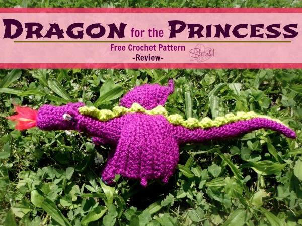 Free Crochet Dragon Pattern Lovely Dragon for the Princess Free Crochet Pattern – Review Of Amazing 50 Images Free Crochet Dragon Pattern