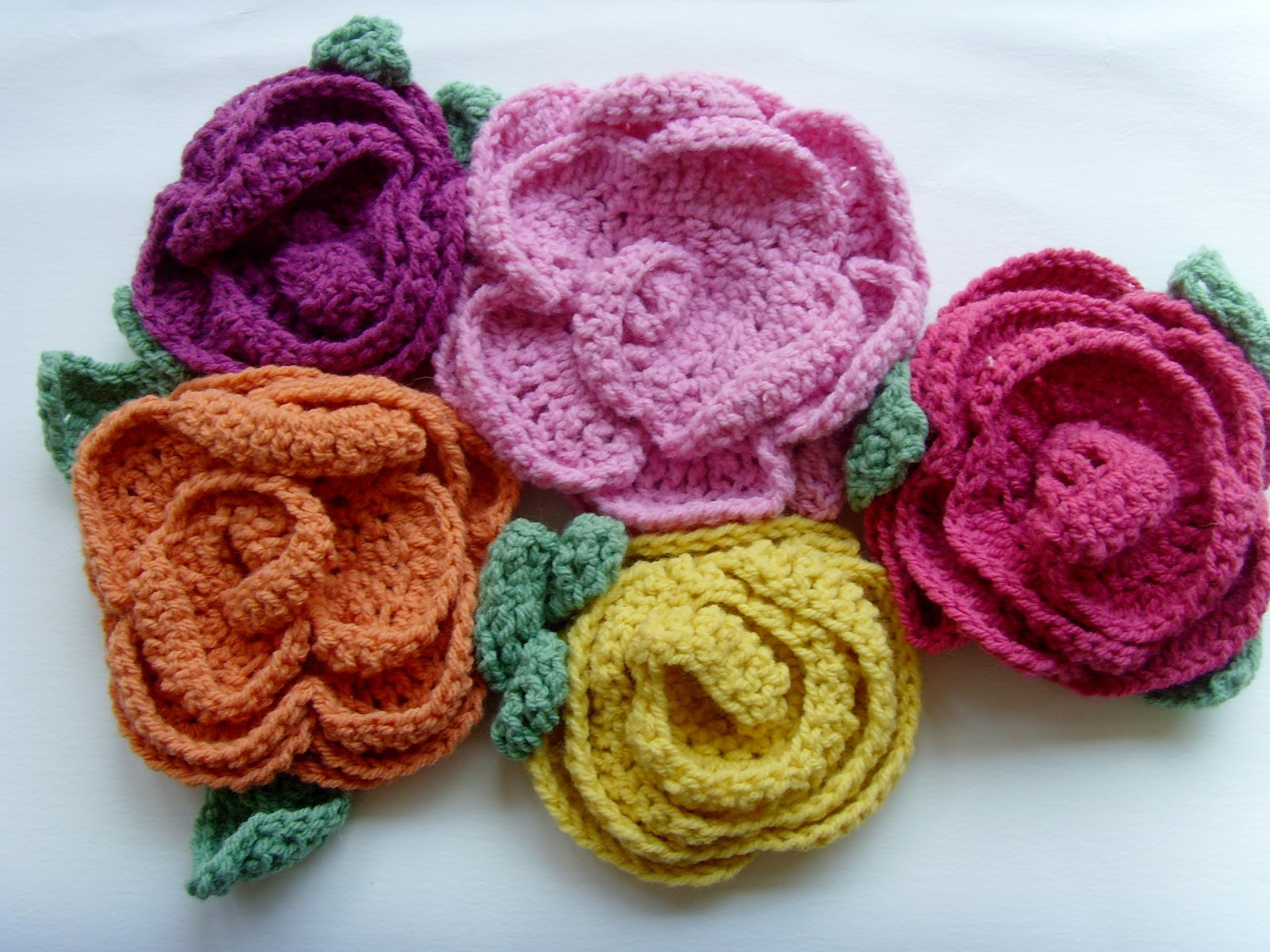 Free Crochet Flower Patterns Awesome Bee and Buzz Big Crochet Flowers Of Amazing 42 Images Free Crochet Flower Patterns