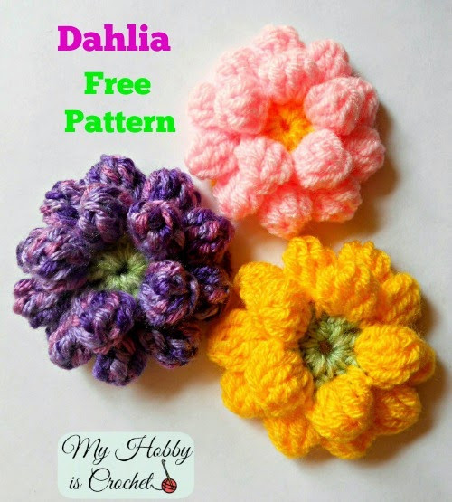 Free Crochet Flower Patterns Elegant [free Patterns] 12 Quick and Easy Crochet Flower Patterns Of Amazing 42 Images Free Crochet Flower Patterns