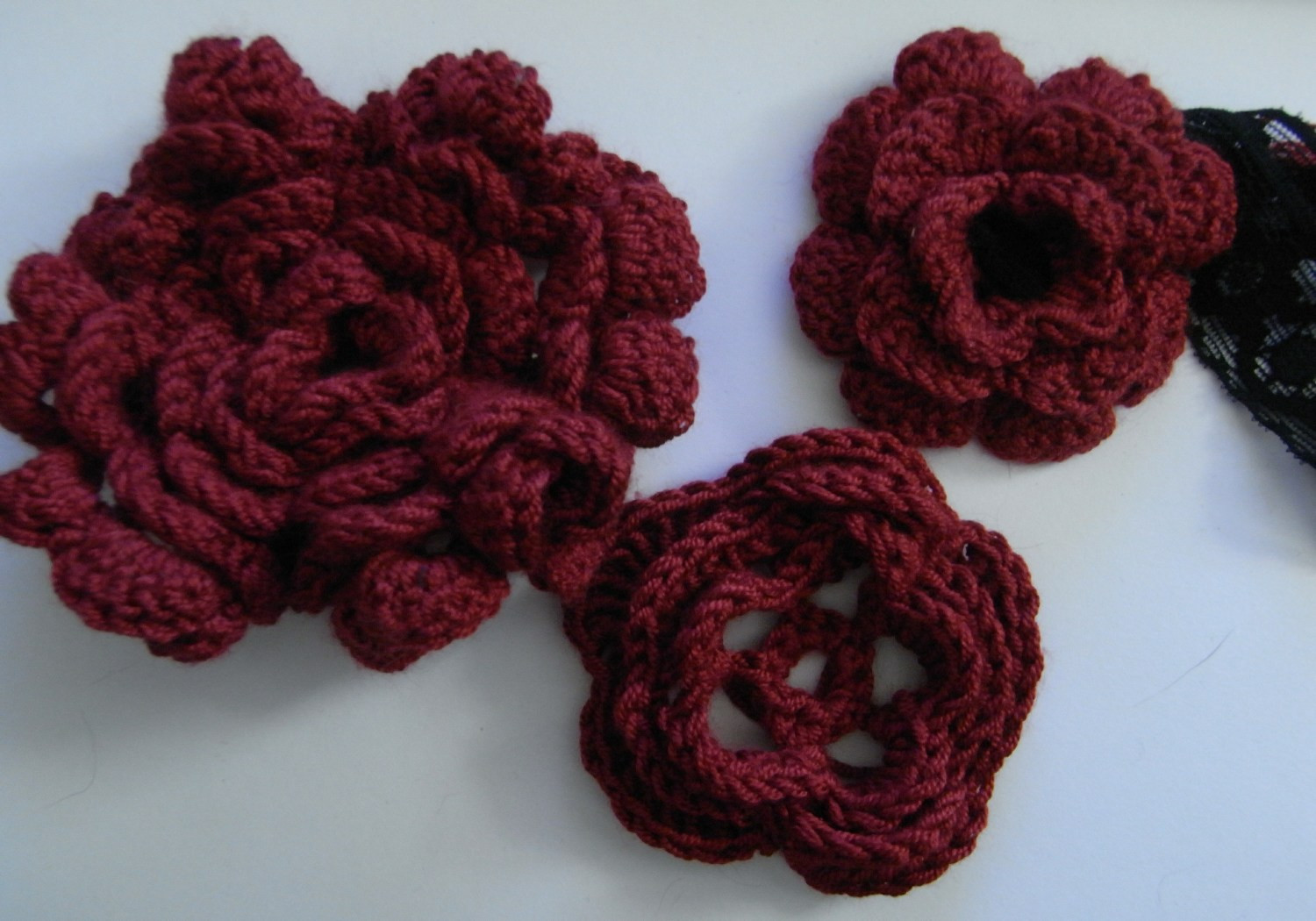 Free Crochet Flower Patterns Fresh Saraccino Crochet Flowers Of Amazing 42 Images Free Crochet Flower Patterns