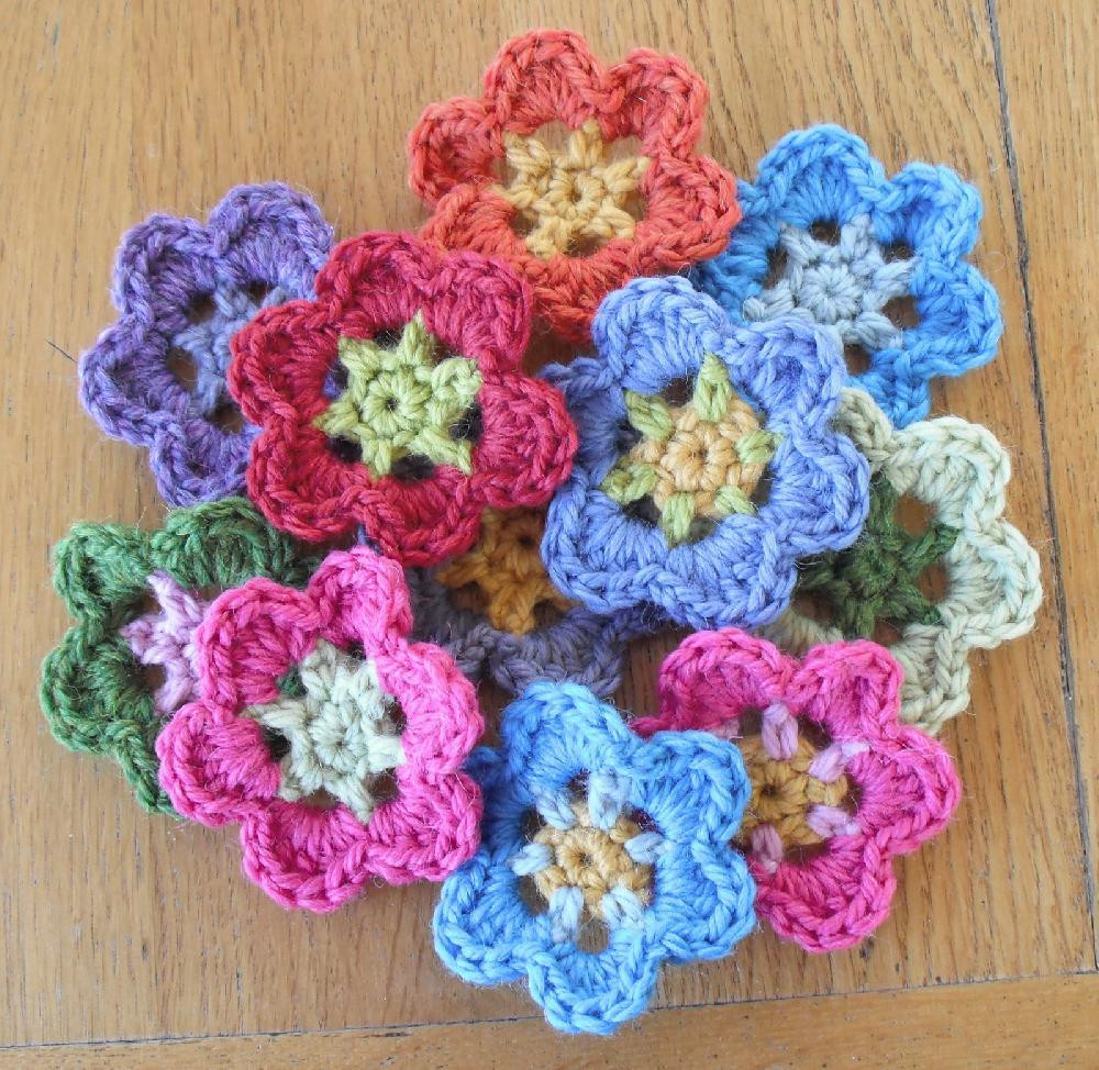 Free Crochet Flower Patterns Inspirational Anniversary Crochet Flower Crochet Pattern by Agrarian Of Amazing 42 Images Free Crochet Flower Patterns