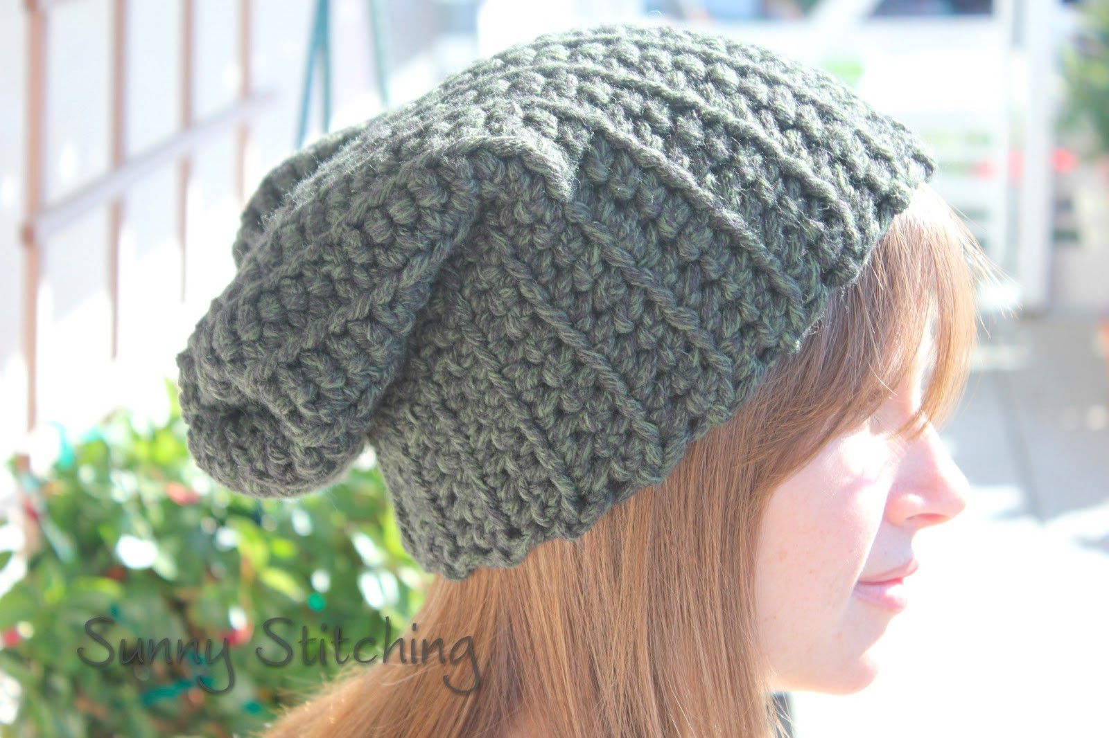 Free Crochet Hats Awesome Sunny Stitching Slouchy Hat Crochet Pattern Of Incredible 43 Photos Free Crochet Hats