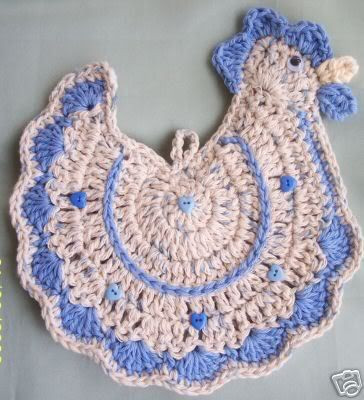 Free Crochet Hot Pad Patterns Awesome Crochet Rooster Free Patterns Of Beautiful 48 Pics Free Crochet Hot Pad Patterns