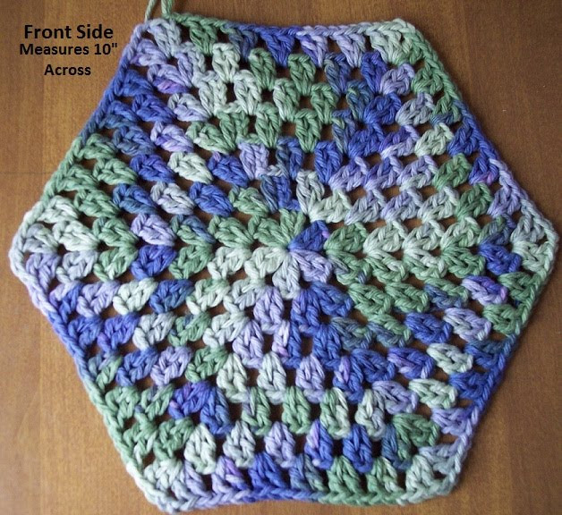 Free Crochet Hot Pad Patterns Lovely Jr Crochet Designs Quick Crochet Triangle Hot Pad Of Beautiful 48 Pics Free Crochet Hot Pad Patterns