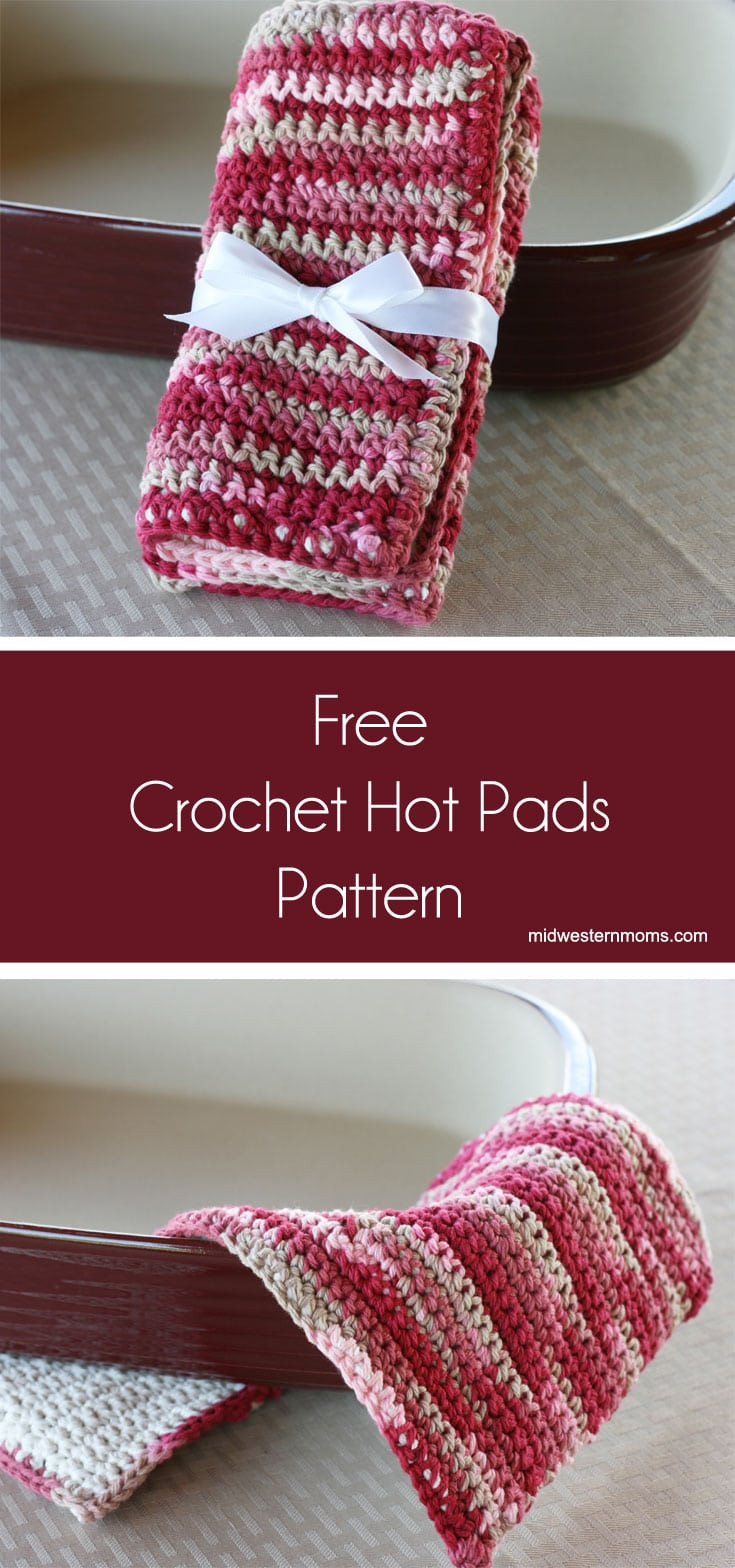 Free Crochet Hot Pad Patterns Unique Crochet Hot Pads Of Beautiful 48 Pics Free Crochet Hot Pad Patterns