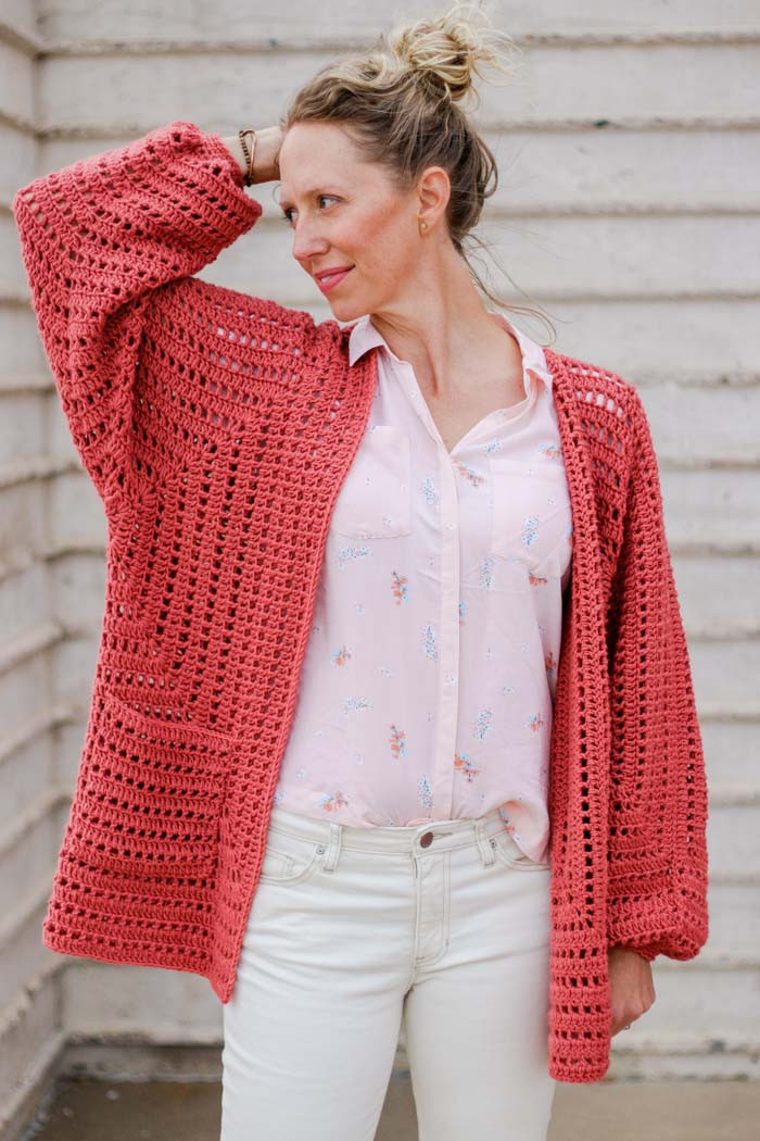 Free Crochet Jacket Patterns Awesome Shockingly Easy Crochet Cardigan Pattern Made From 2 Of Innovative 47 Images Free Crochet Jacket Patterns