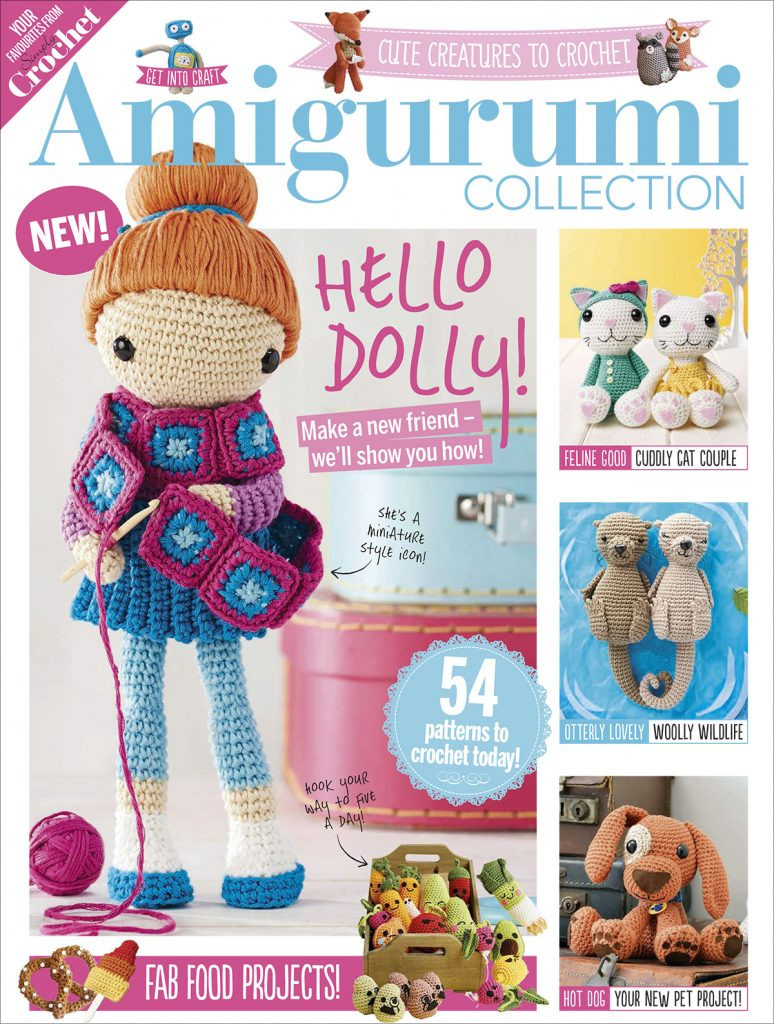 Free Crochet Magazines Awesome Crochet Amigurumi Collection On Sale now Simply Crochet Of Innovative 49 Ideas Free Crochet Magazines