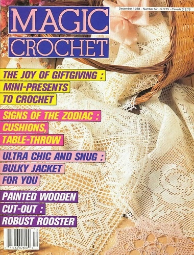 Free Crochet Magazines Beautiful 17 Best Images About Magic Crochet On Pinterest Of Innovative 49 Ideas Free Crochet Magazines