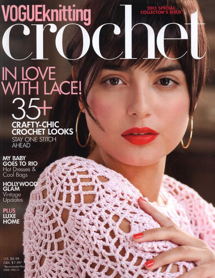 Free Crochet Magazines Beautiful top 25 Best Vogue Knitting Ideas On Pinterest Of Innovative 49 Ideas Free Crochet Magazines