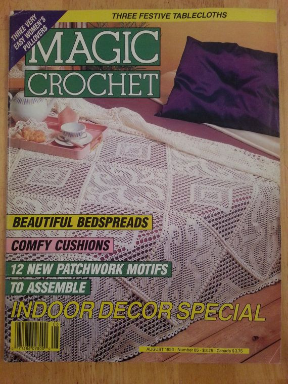 17 Best images about Magic & Decorative Crochet Patterns