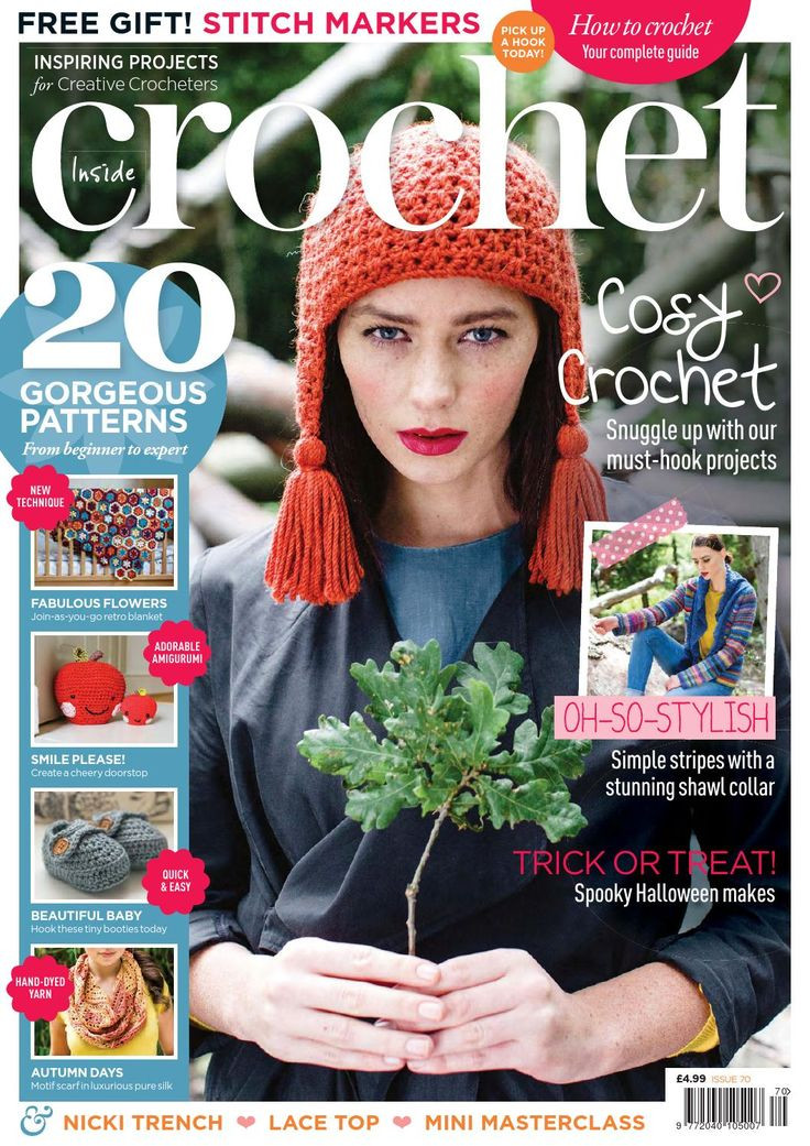 Free Crochet Magazines Fresh 1000 Images About Crochet Magazines On Pinterest Of Innovative 49 Ideas Free Crochet Magazines