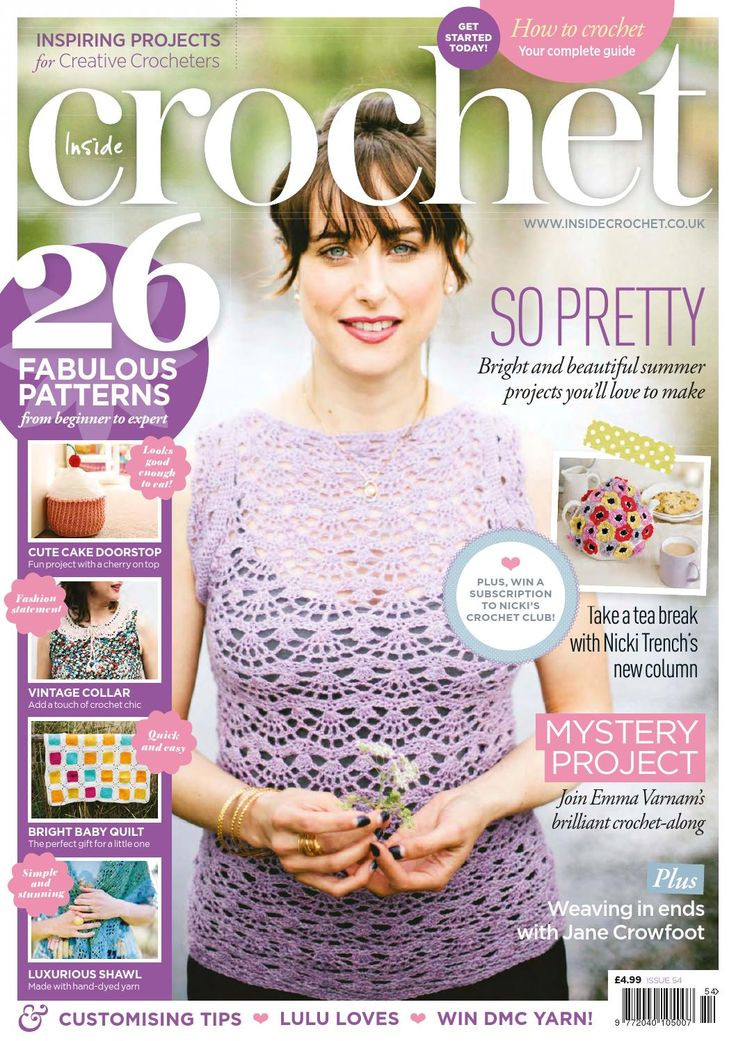 Free Crochet Magazines Fresh 198 Best Images About Knit & Crochet Magazines On Of Innovative 49 Ideas Free Crochet Magazines