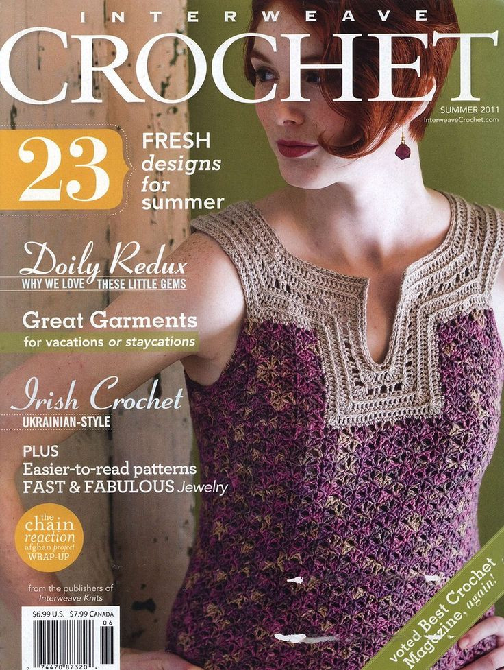 1000 ideas about Crochet Magazine on Pinterest