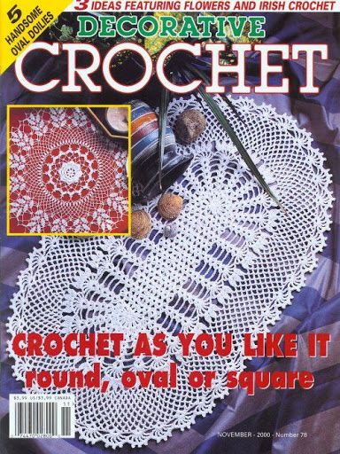 Free Crochet Magazines Lovely 79 Best Images About Decorative Crochet Magazine On Of Innovative 49 Ideas Free Crochet Magazines