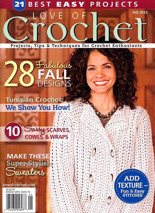 Free Crochet Magazines Lovely Love Of Crochet – Fall 2013 Free Pdf Magazines Digital Of Innovative 49 Ideas Free Crochet Magazines