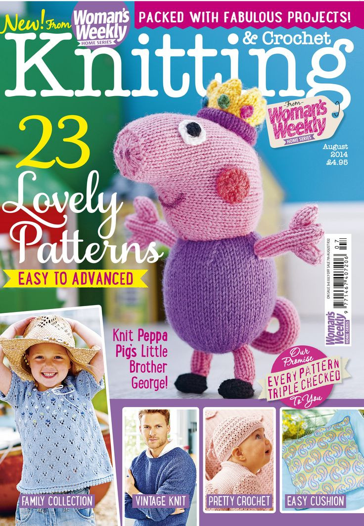 Free Crochet Magazines Luxury 14 Best Images About Knitting Magazine Covers On Pinterest Of Innovative 49 Ideas Free Crochet Magazines
