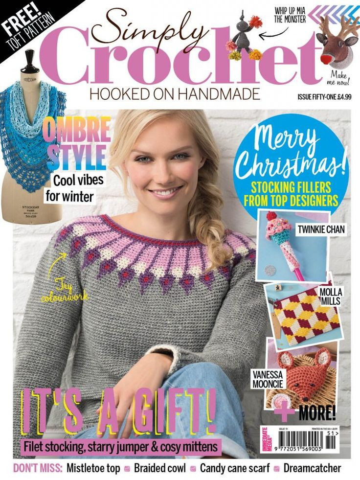 Free Crochet Magazines Luxury 30 Best Images About Simply Crochet Magazine On Pinterest Of Innovative 49 Ideas Free Crochet Magazines