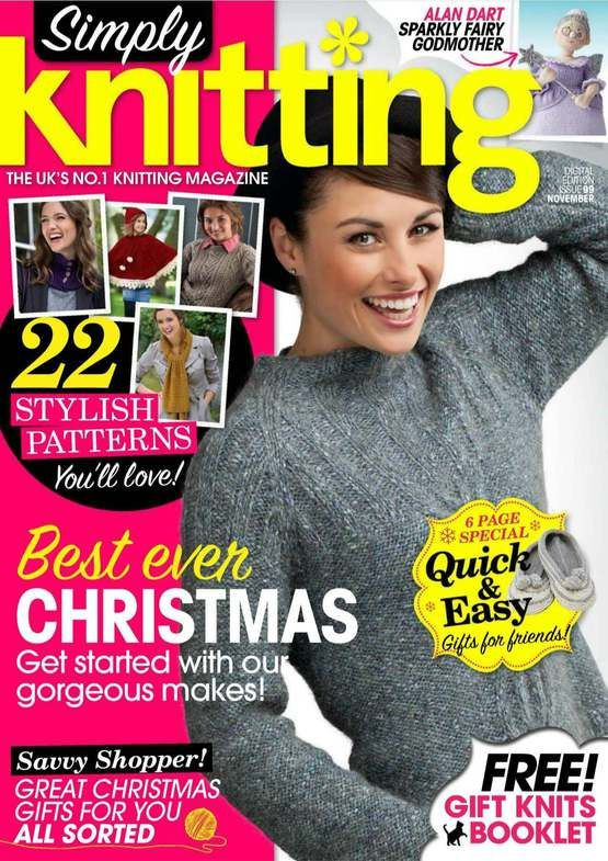 Free Crochet Magazines Luxury 31 Best Images About Mags Simply Knitting On Pinterest Of Innovative 49 Ideas Free Crochet Magazines