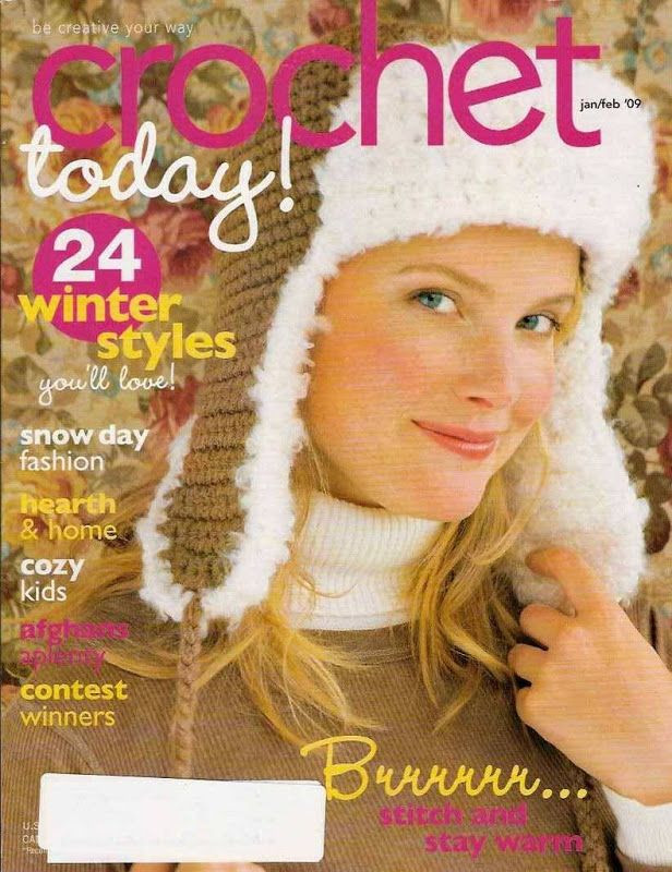 Free Crochet Magazines New 45 Best Mags Crochet today Images On Pinterest Of Innovative 49 Ideas Free Crochet Magazines