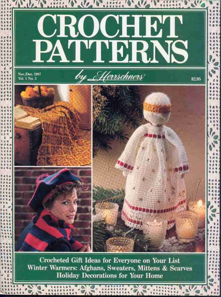 Free Crochet Magazines Unique Crochet Patterns 1987 Vintage Crochet Magazine Free Of Innovative 49 Ideas Free Crochet Magazines