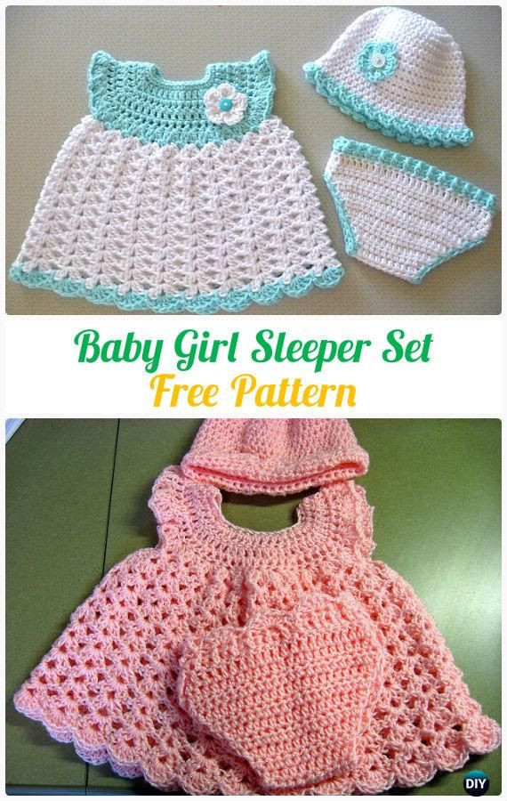 Free Crochet Patterns Baby Clothes Elegant 25 Best Ideas About Crochet Baby Dresses On Pinterest Of Awesome 40 Images Free Crochet Patterns Baby Clothes