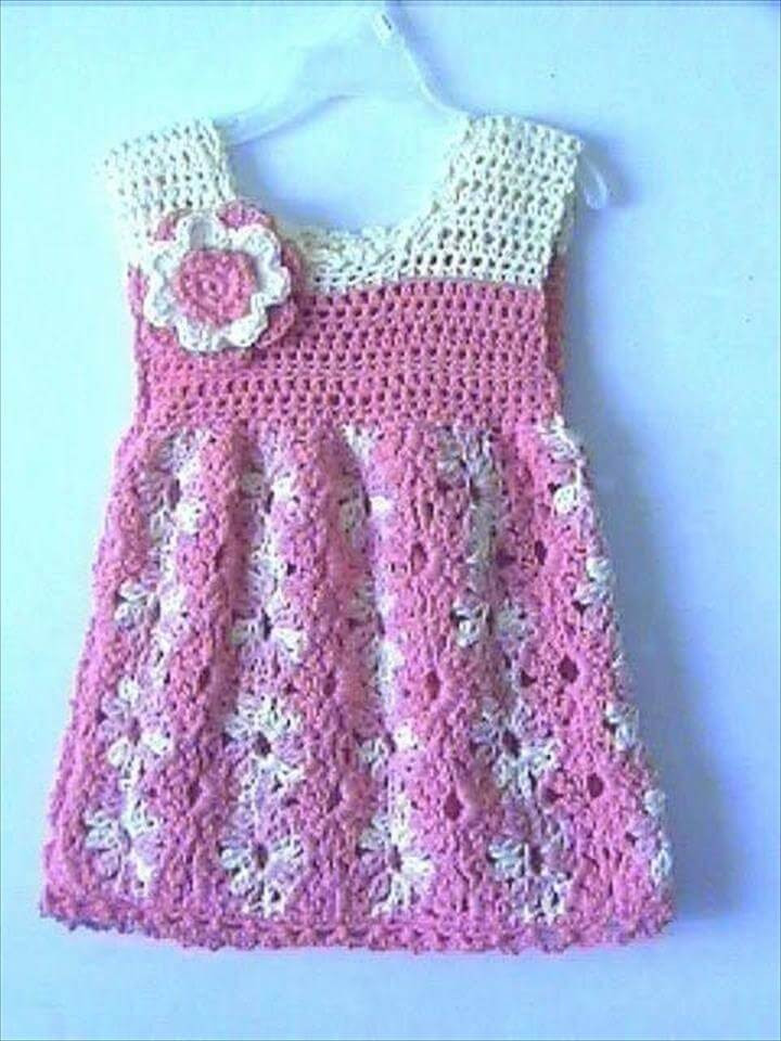 Free Crochet Patterns Baby Clothes New 26 Gorgeous Crochet Baby Dress for Babies Of Awesome 40 Images Free Crochet Patterns Baby Clothes