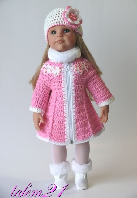 Free Crochet Patterns for American Girl Doll Awesome Мои работы для кукол Gotz для кукол Gotz Of Contemporary 40 Pictures Free Crochet Patterns for American Girl Doll