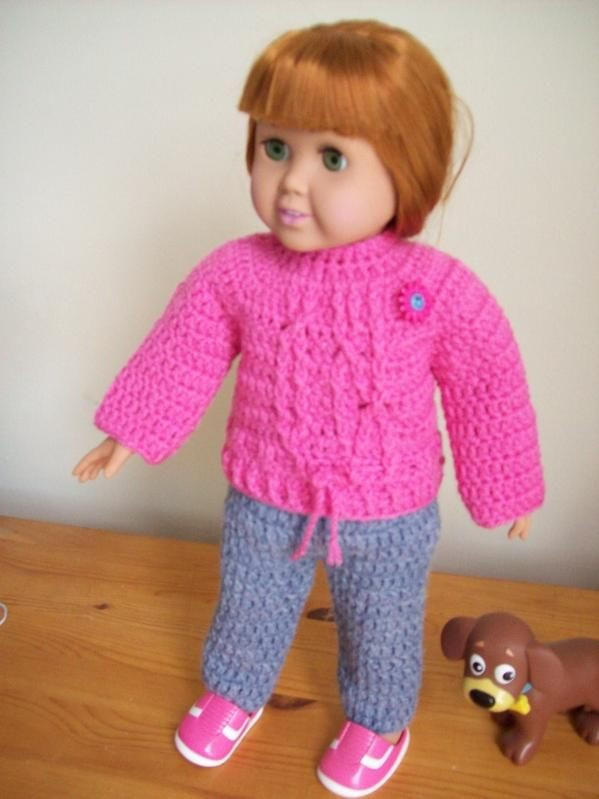Free Crochet Patterns for American Girl Doll Best Of 1637 Best Images About Crochet American Girl On Pinterest Of Contemporary 40 Pictures Free Crochet Patterns for American Girl Doll