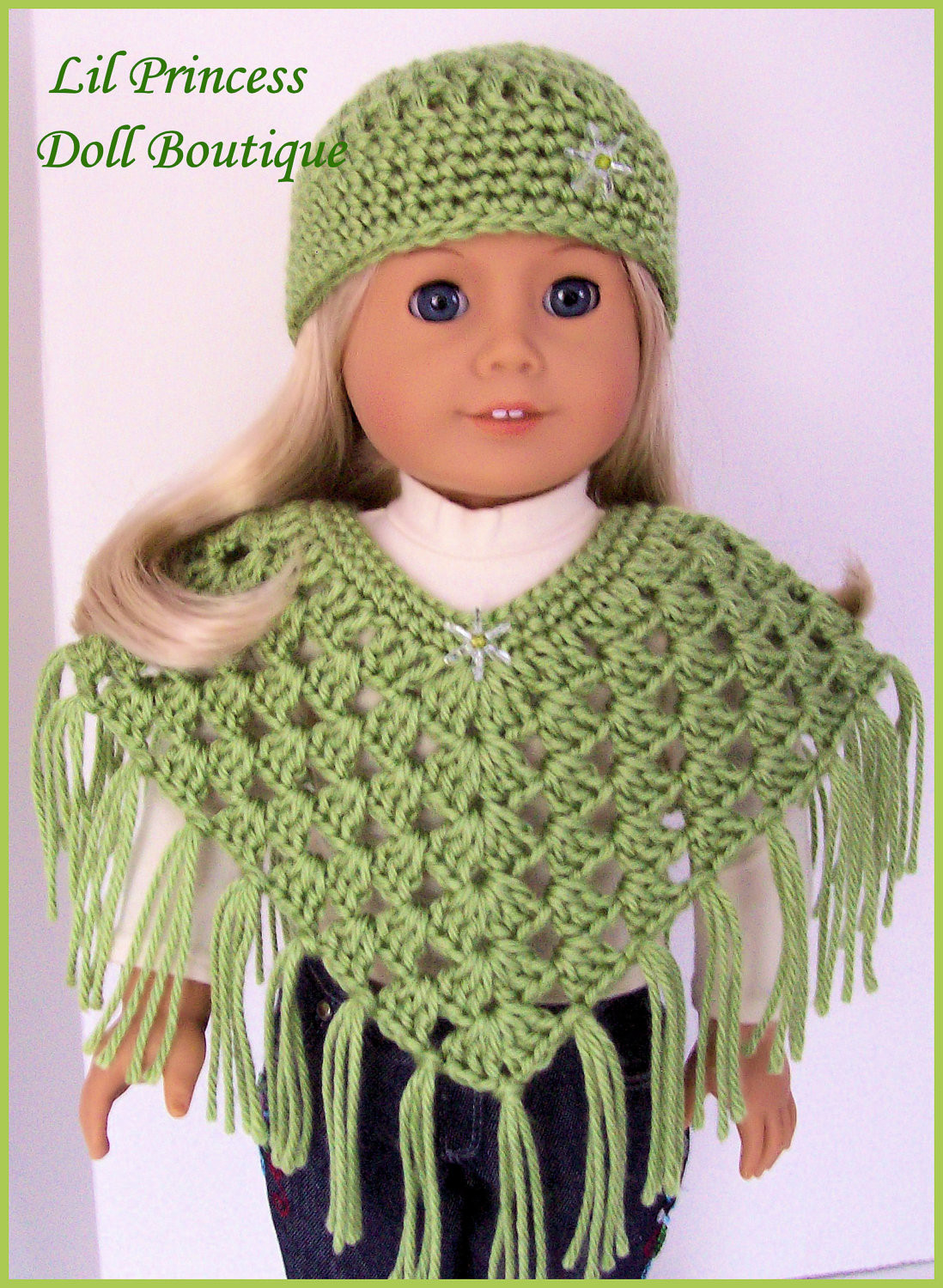 Free Crochet Patterns for American Girl Doll Best Of Free Crochet Doll Poncho Pattern Of Contemporary 40 Pictures Free Crochet Patterns for American Girl Doll