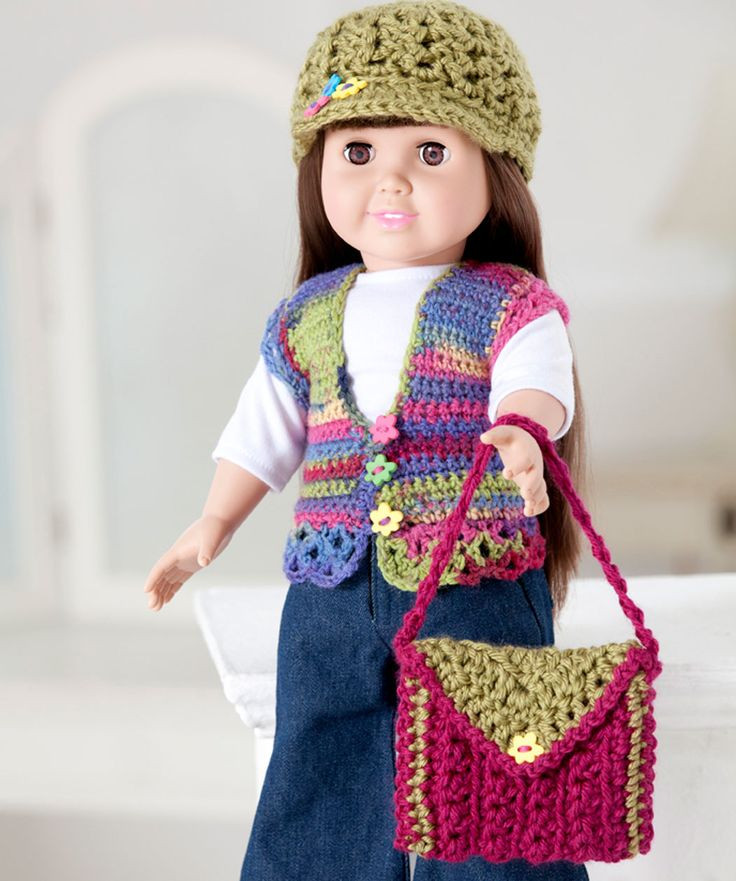 Free Crochet Patterns for American Girl Doll New Retro Doll Accessories Free Pattern Crochet Of Contemporary 40 Pictures Free Crochet Patterns for American Girl Doll