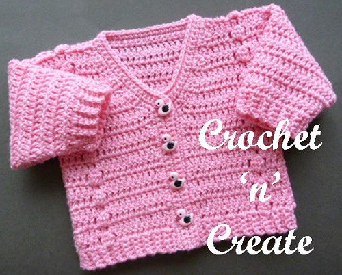 Free Crochet Patterns for Babies Cardigans Inspirational Baby Glitz Cardigan Free Crochet Pattern Crochet N Create Of Superb 45 Models Free Crochet Patterns for Babies Cardigans