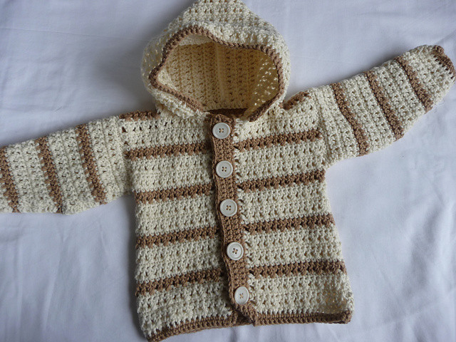 how to crochet baby boy sweater Crochet and Knit